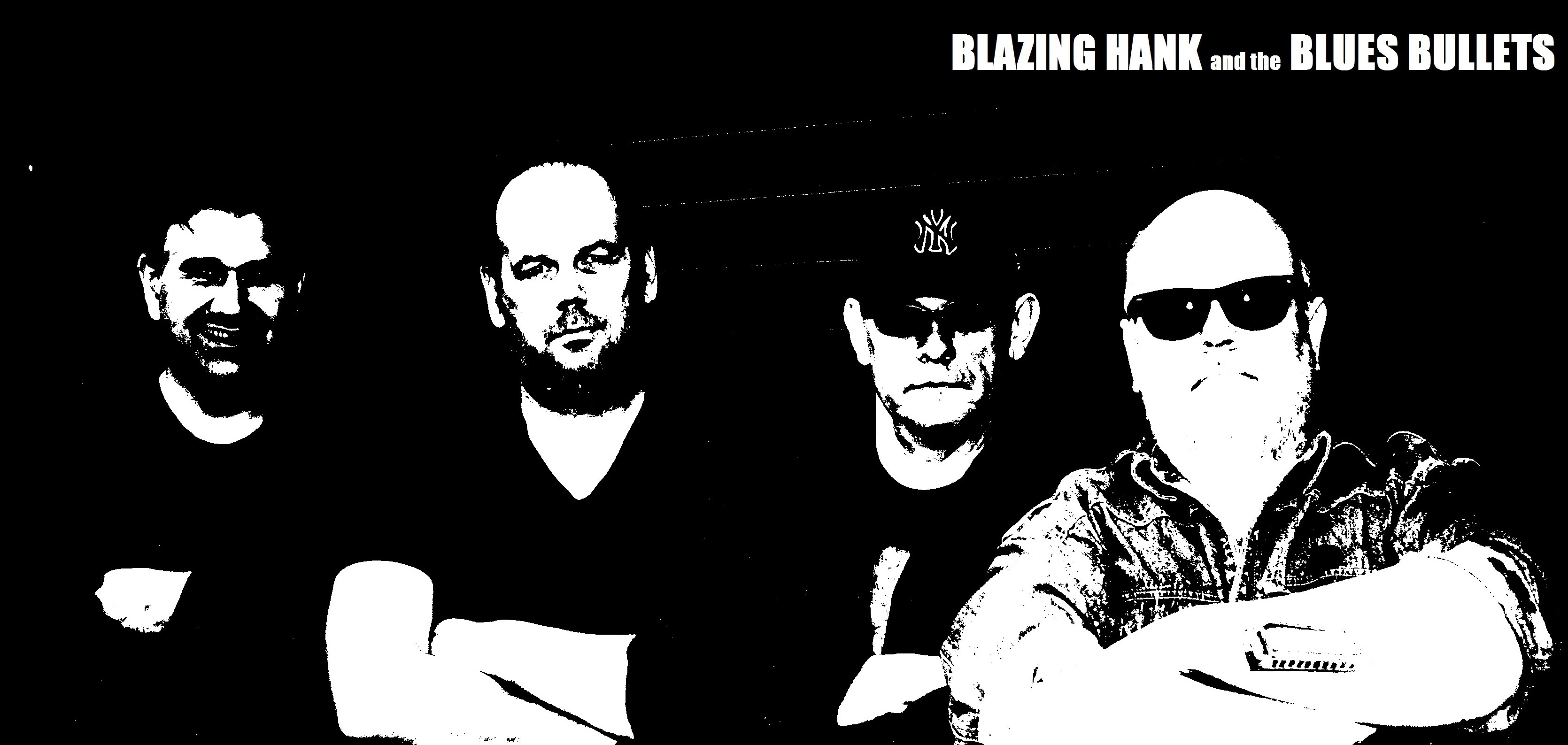Blazing Hank and the Blues Bullets
