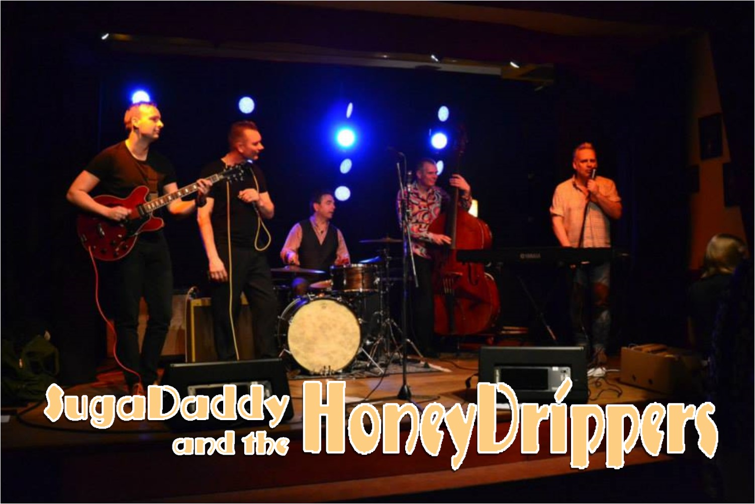 Sugadaddy & the Honeydrippers