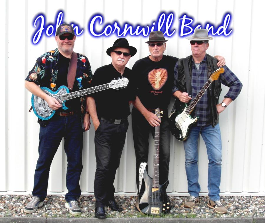 John Cornwill Bluesband