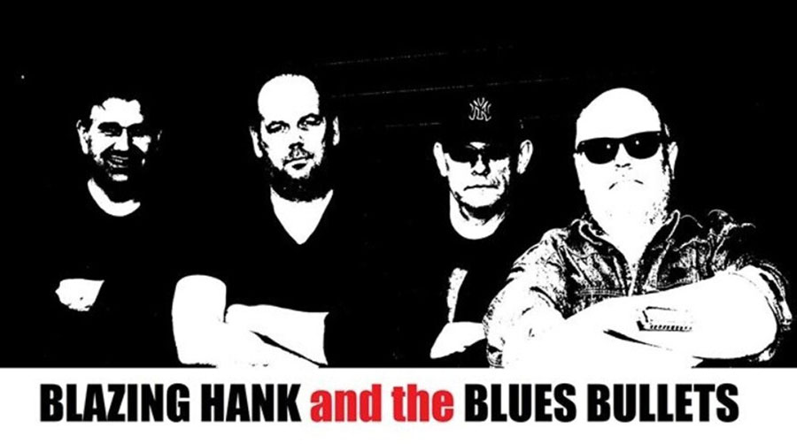 Blazing Hank and the Bluesbullets